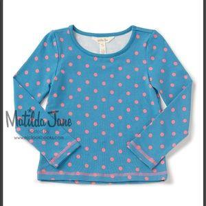 Matilda Jane Clothing- Brisk Days Top